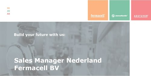 Sales Manager BeNeLux